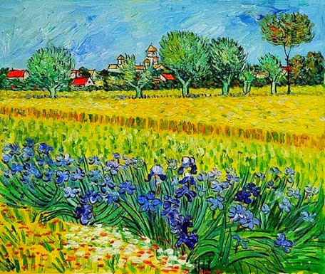 vincent-van-gogh-view-of-arles-with-irises-ii