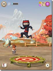 لعبة كلامزى النينجا Clumsy Ninja لأندرويد وأيفون - 3