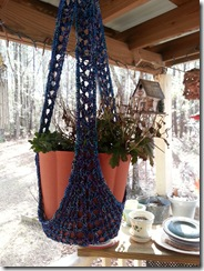 chris hanger with pot