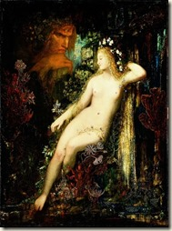 Galatee de Gustave Moreau