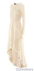 H & M_embroidered dress_2013_miljø_kollektion