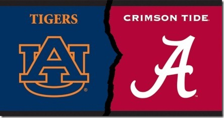 auburn and alabama