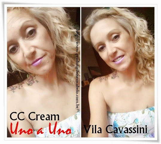 CC Cream Vila Cavassini