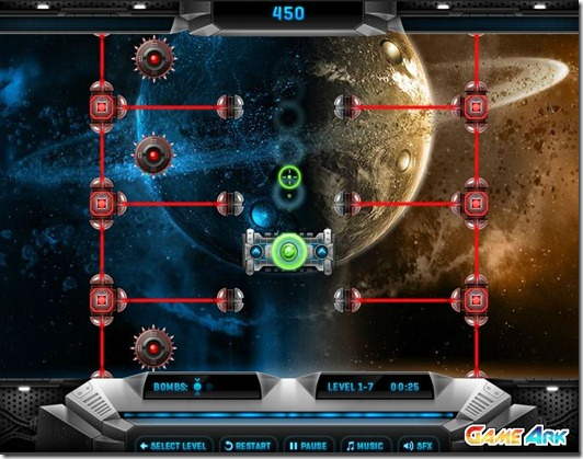 Bomb runner free web game image 2