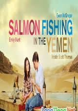 Câu Cá Hồi Ở Yemen