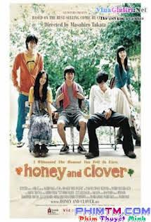Tình Yêu Và Hi Vọng 2006 - Hachimitsu To Clover Tập HD 1080p Full