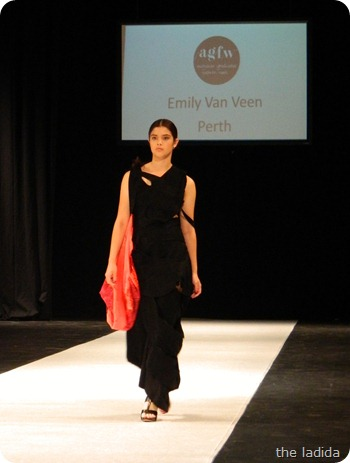 Emily Van Veen - AGFW Fashion Show (1)