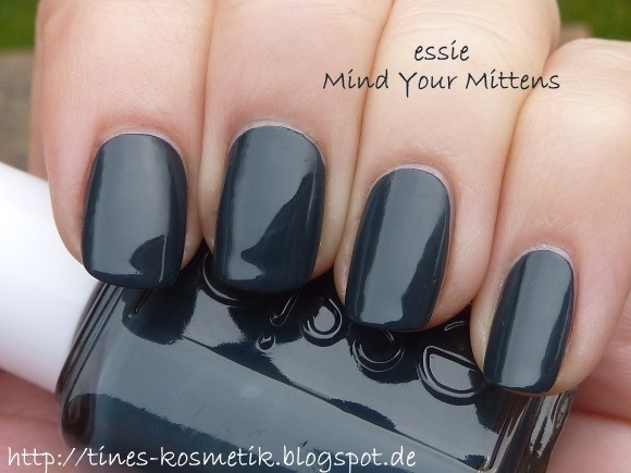 essie Mind Your Mittens 2