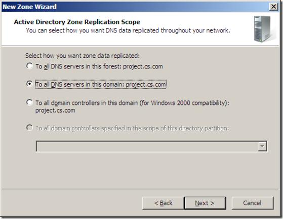 DNS ZONES CONFIGURATION (5)
