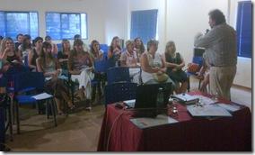 Servicios Locales de Promoción y Protección de Derechos del Niño y Adolescente de la región se capacitaron en La Costa