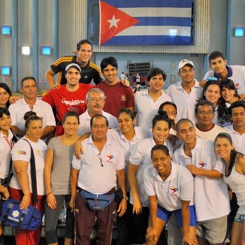 Día de la Natación Cubana