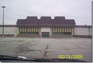Carolina Circle Mall Before Demolition 004