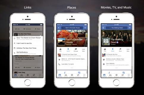 Cómo guardar las publicaciones de Facebook