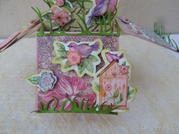 Pop up Box card 2