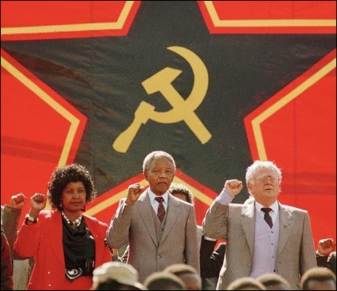 ANC MANDELA COUPLE JOE SLOVO MY FAVOURITE PIC TELLS WHOLE STORY
