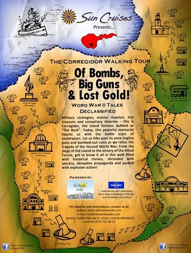 Corregidor Poster (SC)