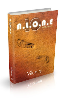 10 Alone : a saga of 10 Friends by Vikrmn: CA Vikram Verma