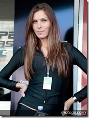 Paddock Girls Gran Premio bwin de Espana  29 April  2012 Jerez  Spain (6)