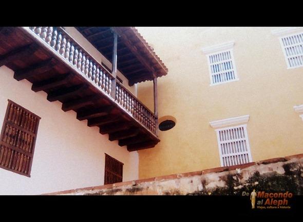 Cartagena Palacio de la Inquisición  11