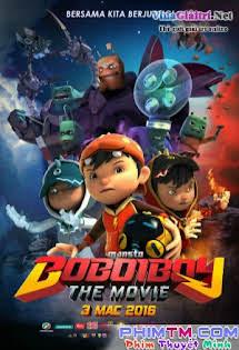 Boboiboy Phiêu Lưu Ký - BoBoiBoy: The Movie Tập HD 1080p Full