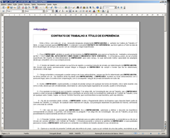 GPEWriter : Exportar Variáveis : OpenOffice Writer