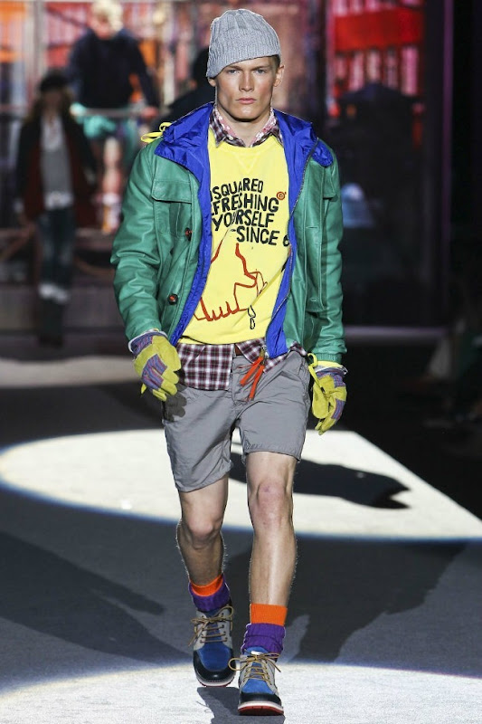 Milan Fashion Week Primavera 2012 - Dsquared² (40)