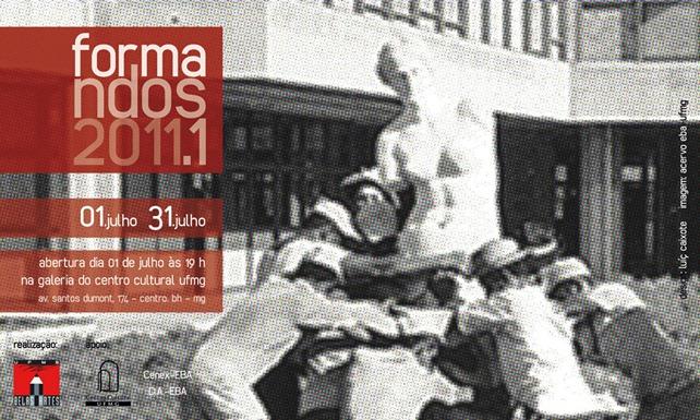Formandos 2011.1 EBA UFMG convite