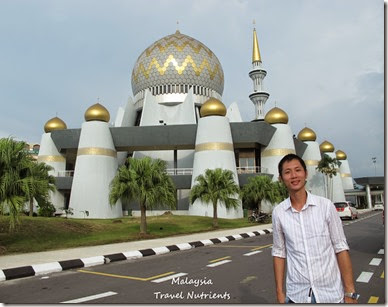 沙巴亞庇 州立清真寺 (39)