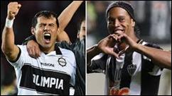 Olimpia vs Atlético Mineiro