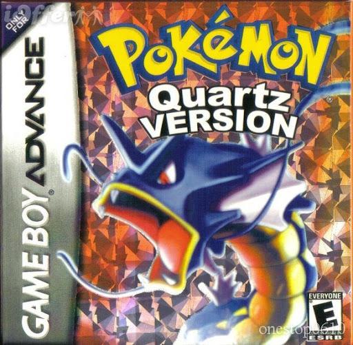 Pokemon Quartz | The Fake Pokemon Wiki | FANDOM powered …