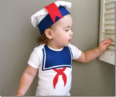 hacer  disfraz con body de bebe (4)