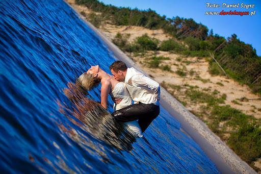 eXtremalne zdjęcia nad morzem
