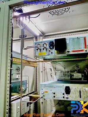 Cabinet tại Messer Hải Phòng
