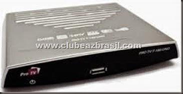 ATUALIZAÇÃO PROBOX PROTV T-180 UNO HD V10