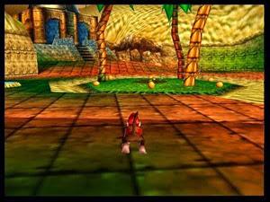 Donkey Kong 64 - Diddy