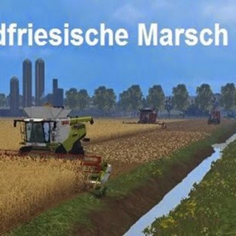 Farming simulator 2015 - Frisian march v 2.1