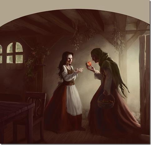 Blancanieves,Schneewittchen,Snow White and the Seven Dwarfs (6)