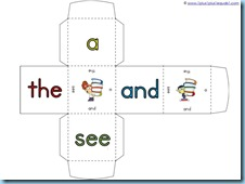 You Can Read Sight Words Graphing 1