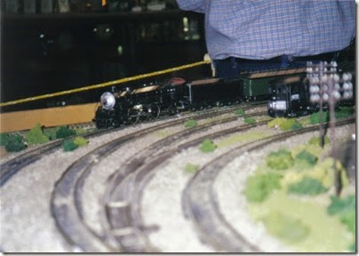 22 LK&R Layout at the Triangle Mall in February 2000
