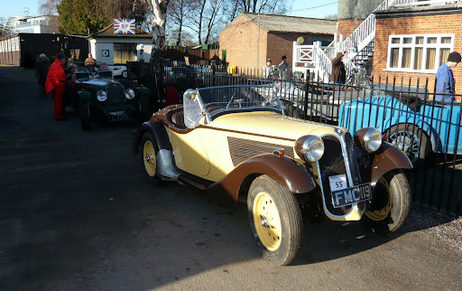 frazer nash bmw 328