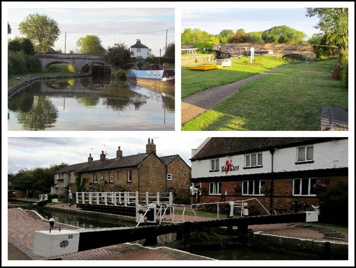 1Stoke Hammond lock and fenny
