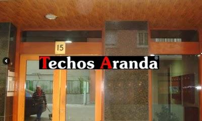 Falsos techos de aluminio Jerez De La Frontera