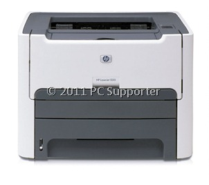 hp laserjet 1320 Printer Supporter Windows 7