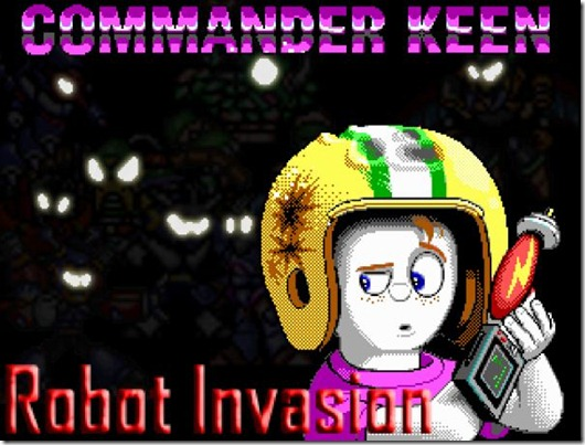 Commander Keen fan game