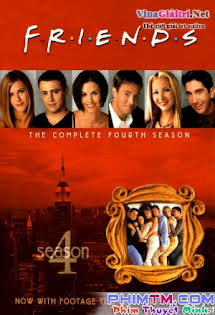 Những Người Bạn 4 - Friends Season 4 Tập 24 25 Cuối