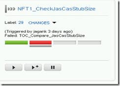 Jas cas stub size and service path location
