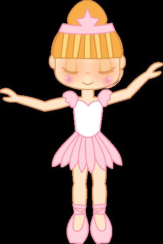 clipar imagem decoupage figura bailarina (1)