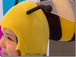 gorro abeja goma espuma (1)