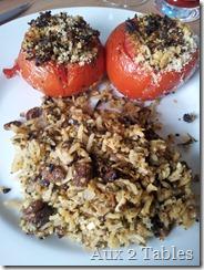 Tomates orientales
