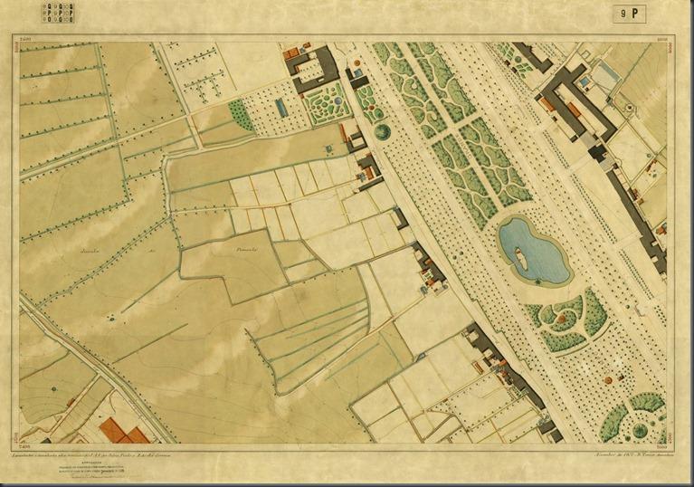 Planta Topográfica de 1907